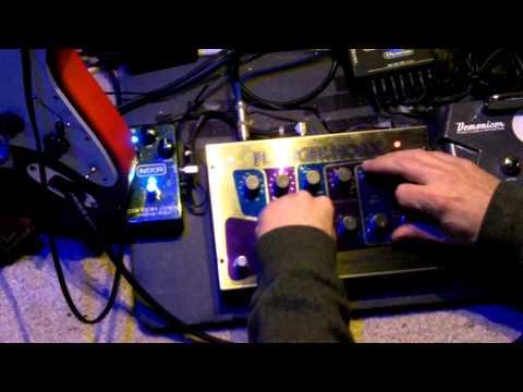 Flanger Hoax : Adventure Into Self-oscillation