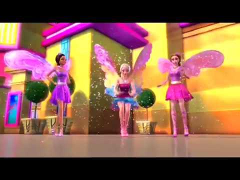 Barbie el secreto de las hadas Trailer espaol  YouTube