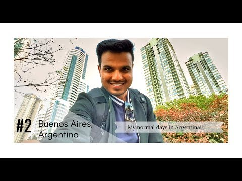 My Normal days in Argentina | Life in Buenos Aires | Argentina Vlog