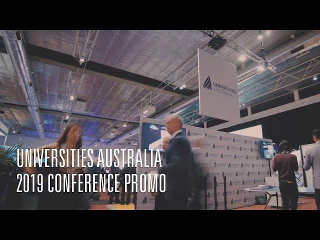Universities Australia Higher Education Conference 2019