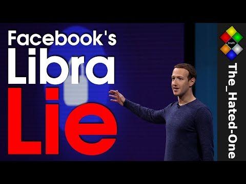 Libra - Zuckerberg's dangerous cryptocurrency lie