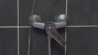 Changer votre flexible de douche pour 12€ et 5 minutes.