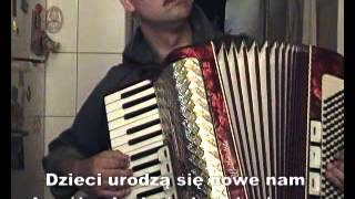 Nim wstanie dzień (Prawo i pięść) - KARAOKE przy akordeonie