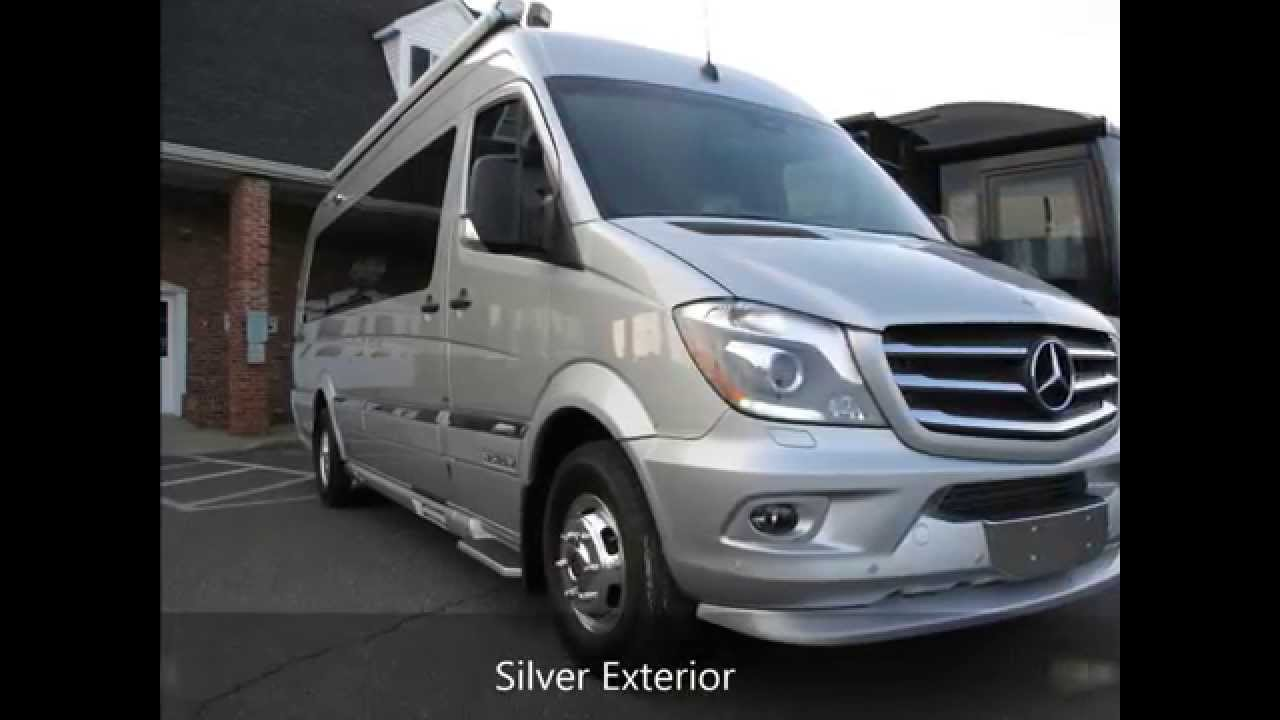 Airstream interstate for sale autos post for Mercedes benz airstream interstate