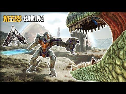 Ark Extinction - MECH Vs GIGA