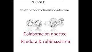 Pandora - colaboración - bono descuento y sorteo nacional ( España )La ganadora fue felifer61