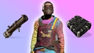 RAIDING BASES SOLO in RAINBOW for LGBT AWARENESS!