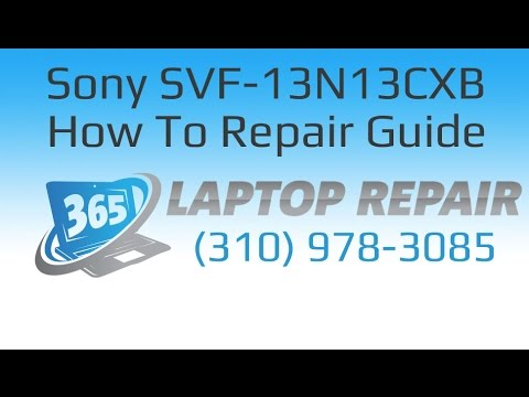 SONY VAIO SVF152C1WW REPLACEMENT 1366X768 LAPTOP SCREEN ( Without Touch  Glass )