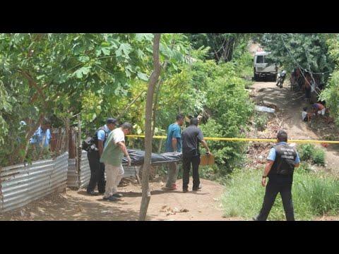 En Nicaragua se contabilizan 74 femicidios en lo que va del 2020