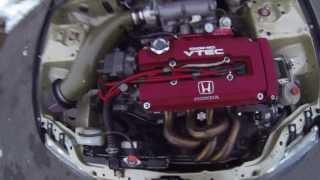 92 Honda Civic SI with 96 JDM Type R swap! For Sale | Dennys Gutierrez