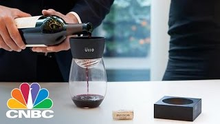Ullo Wine Purification Allows For Hangover-Free Drinking | CNBC