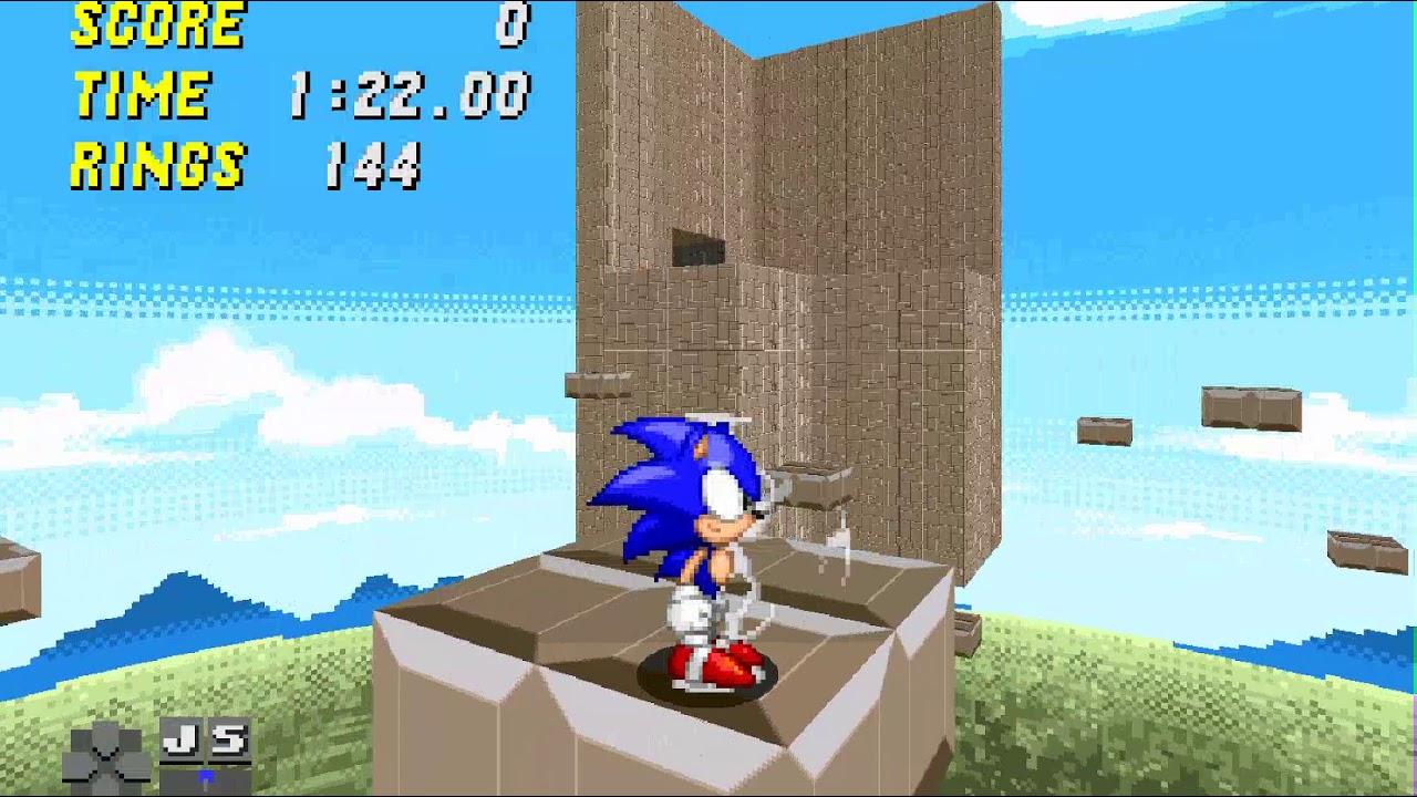 [SRB2 v2.2] Aerial Garden Zone (Sonic) 2:53.22