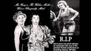 WWF SmackDown: Mae Young vs. The Fabulous Moolah (Full Match Link description)