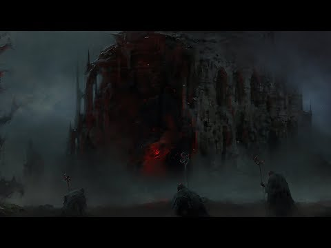 DECAY  DEATH AND DARKNESS - Dark Ambient Music Mix | Creepy Horror Music