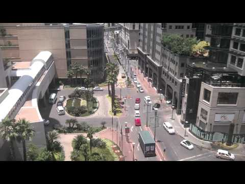 Time lapse in Johannesburg