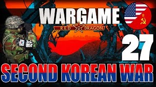 Wargame: Red Dragon -Campaign- Second Korean War: 27