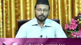 MaaNabi (Sal) avargal thantha Unmai Islam Ep:100 Part-1 (26/06/2011)