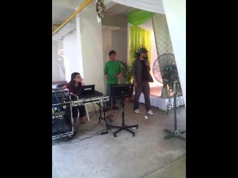 Kau yg bernama Seri - Karaoke (wedding 02122012)