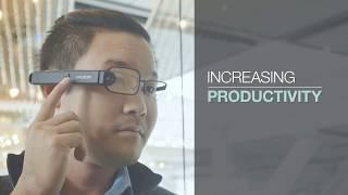 Smart Glasses Powered By BlackBerry UEM