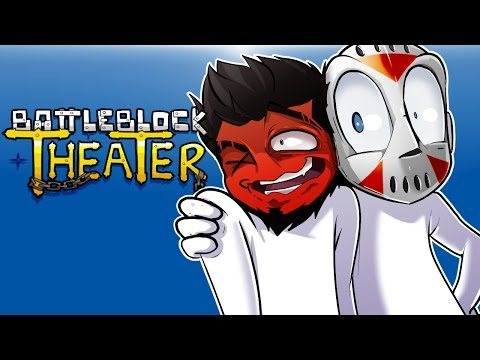 Battleblock Theater - THE RETURN OF FAILS AND FUN!!! With Ca
