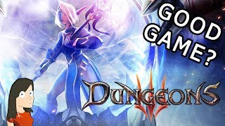 Good Game? | Dungeons 3 | First Hour PC Gameplay and First Impressions