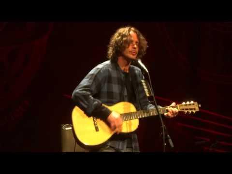 """One (Metallica Lyrics with U2 Music)"" Chris Cornell@Strand York, PA 10/24/15 Higher Truth Tour"