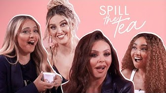 Little Mix reveal who will get married first in Spill The Tea | Cosmopolitan UK