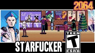 Starfucker Is Only Rated Teen In 2064: Read Only Memories