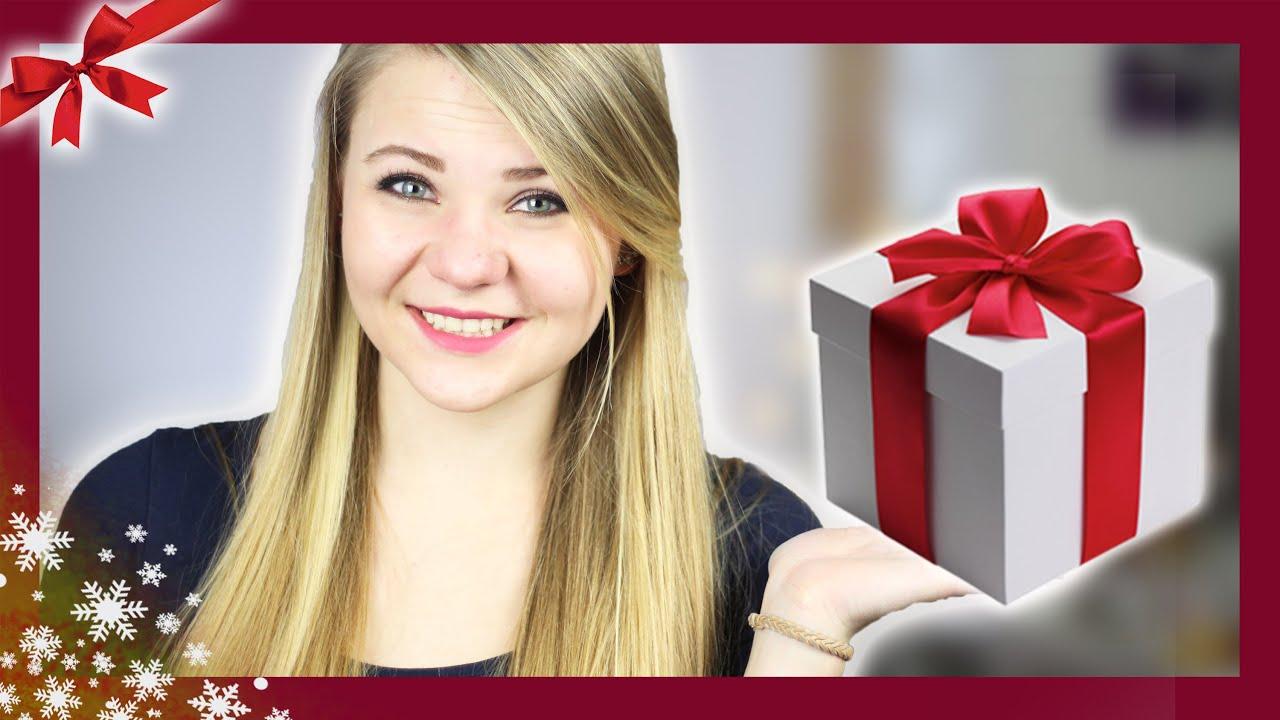 GESCHENKIDEEN - Günstig & für JEDES Alter | #ChristmasCountdown ...