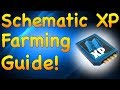 How to Farm Schematic XP in Fortnite - Fortnite Save The World