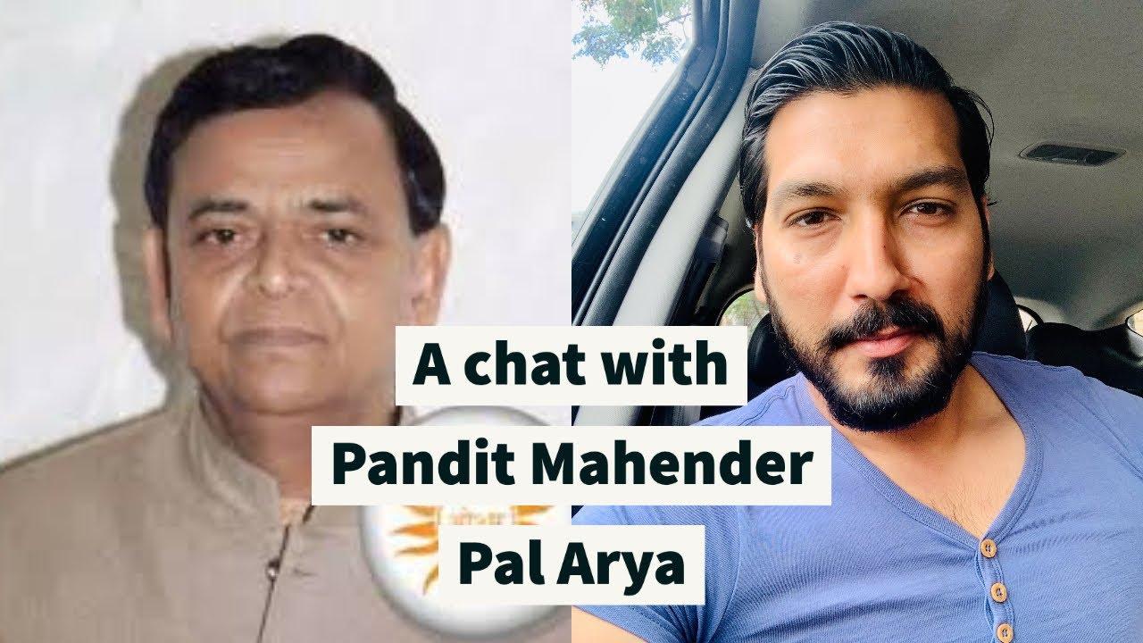 Pandit Mahender Pal Arya