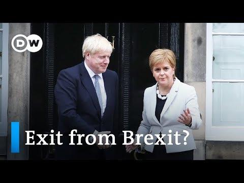 Brexit: Should Scotland