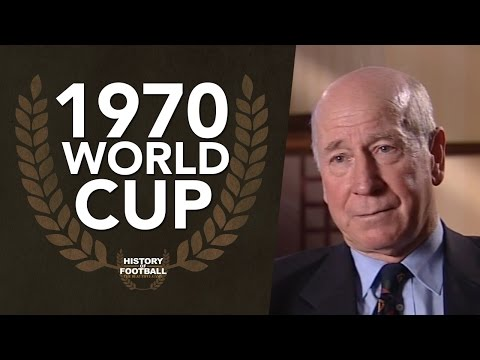 Was The England 1970 World Cup Team better than the '66 Team? | Sir Bobby Charlton