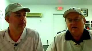 Sarasota Sailors vs. Countryside Cougars Baseball Postgame.wmv