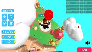 mam ogromny balon w Roblox