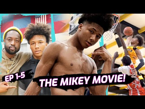 Mikey Williams Stars In His Own Reality Show! FULL FIRST SEASON Of Fear Nothing 🔥