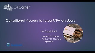 Conditional Access to force MFA on Users