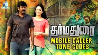 Download Hindi Video Songs - Dharmadurai Songs | Mobile Caller Tune Codes | Jukebox | Vijay Sethupathi, Tamannaah | Trend Music