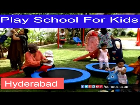 Play School In Hyderabad | New Kids Games | Parenting | Globe Toters hyderabad | School Club