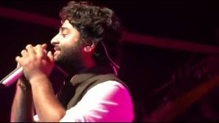 Main Tenu Samjhawan Ki By Arijit SIngh Live Performance At Rajkot 2014