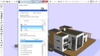 Сохранение 3D-модели в формате файла SketchUp