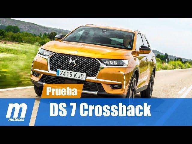 DS 7 Crossback | SUV Premium | Testdrive & review en Español HD