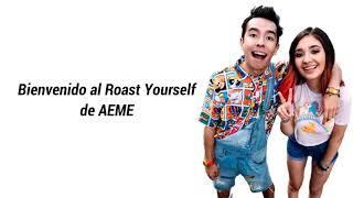 Download ROAST YOURSELF CHALLENGE - AEME (LETRA) LYRICS VIDEOS.