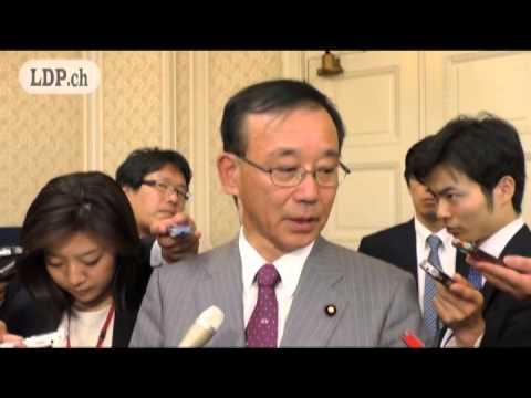 谷垣禎一幹事長(2014.10.30)