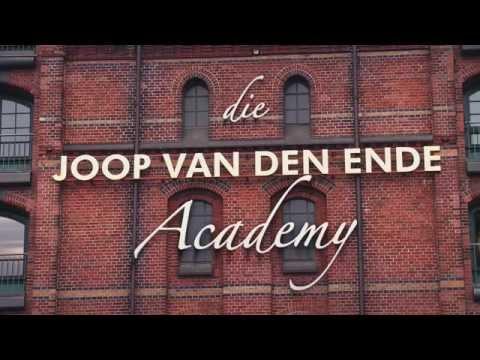Imagefilm über die Joop van den Enden Academy