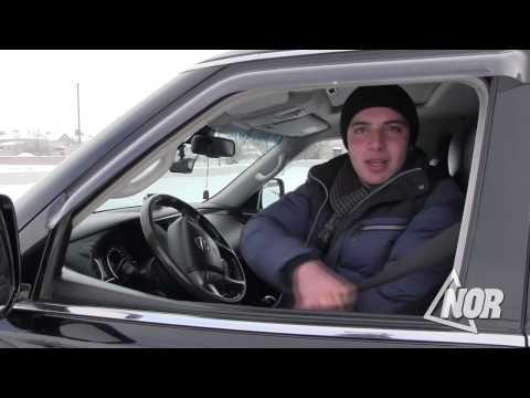 Тест - драйв от волонтёра радио НОР Армана Карапетяна
