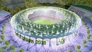 12 Amazing Stadiums That Were Never Built