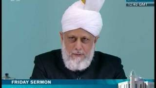 Bulgarian Friday Sermon 28th October 2011 - Islam Ahmadiyya