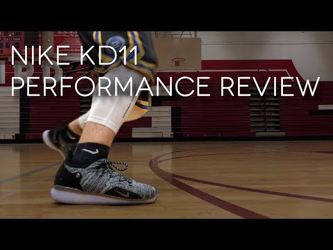 NIKE KD 11 PERFORMANCE REVIEW YouTube