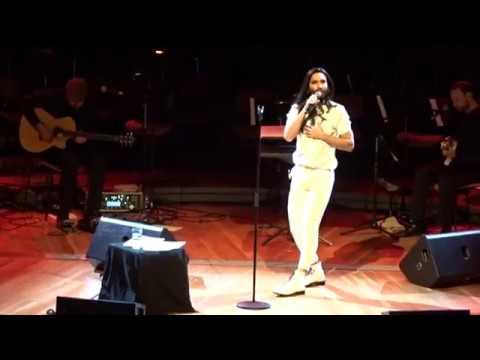 Conchita - MAMBO ITALIANO - #ConchitaFVWL - Berlin Philharmonic - 07.11.2017